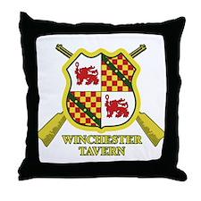 SD: Winchester Throw Pillow