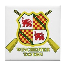SD: Winchester Tile Coaster