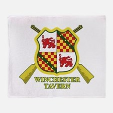 SD: Winchester Throw Blanket