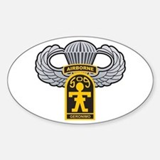 Unique Airborne Decal