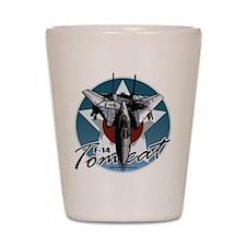 F-14 Tomcat Shot Glass