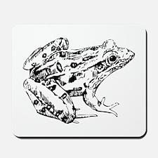 bullfrog Mousepad