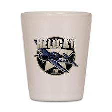 Hellcat F6F Shot Glass