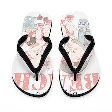 Cute Kids beach totes Flip Flops