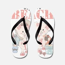Cute Tote Flip Flops