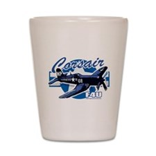 Corsair F4U Shot Glass