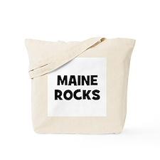 MAINE  ROCKS Tote Bag