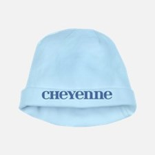 Cheyenne Blue Glass baby hat