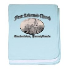 First Reformed Church baby blanket