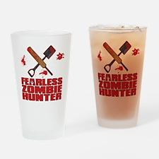 SD: Hunter Drinking Glass