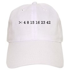 LOST numbers Baseball Baseball Cap