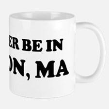 Rather be in Newton Mug