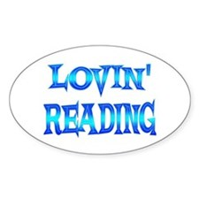 Reading Love Decal