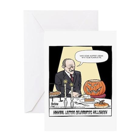 Hannibal's Halloween Greeting Card
