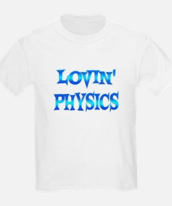 Physics Love T-Shirt