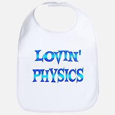 Physics Love Bib