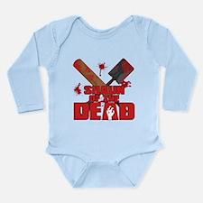 SD: Weapons Long Sleeve Infant Bodysuit