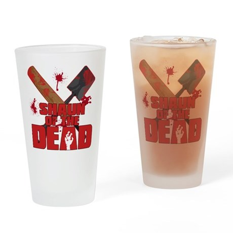 SD: Weapons Drinking Glass