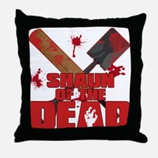 SD: Weapons Throw Pillow