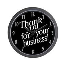 Small Business and Office Pro Wall Clock