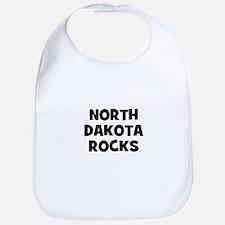 NORTH DAKOTA  ROCKS Bib