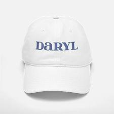 Daryl Blue Glass Baseball Baseball Cap