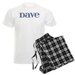 Dave Blue Glass Men's Light Pajamas