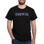 Dawn Blue Glass Dark T-Shirt