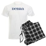 Debra Blue Glass Men's Light Pajamas
