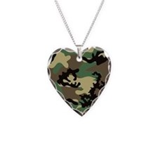 Woodland Camo Necklace