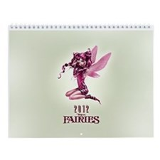 Trick Fairies Wall Calendar