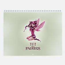 Trick Fairies Wall Calendar