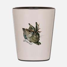 Wolpertinger Shot Glass