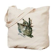 Wolpertinger Tote Bag