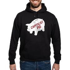 Capitalist Piggy Bank Hoody