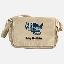 Bring The Noise...Vote Messenger Bag