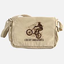 Mountain Bike, BMX - Stunts Messenger Bag
