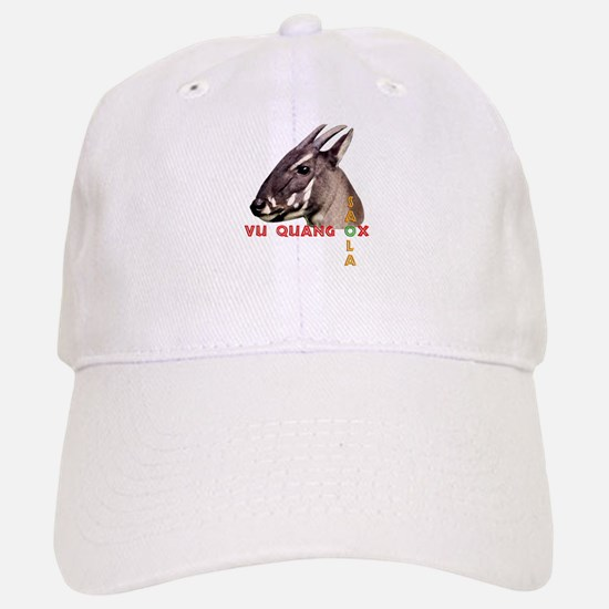 Saola Baseball Baseball Cap