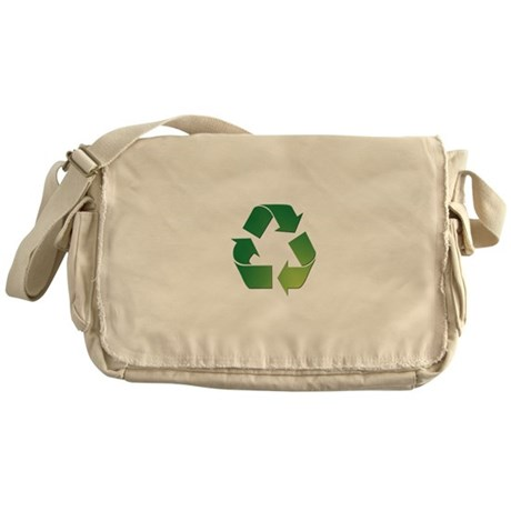 Environmental Recycling Recyc Messenger Bag