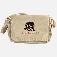 mot.HER.cycle Messenger Bag
