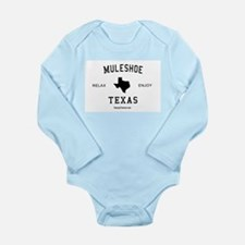 Muleshoe (TX) Texas T-shirts Body Suit