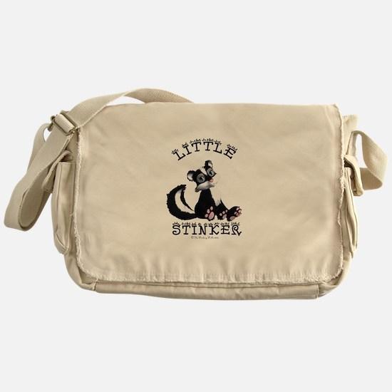 Little Stinker Messenger Bag