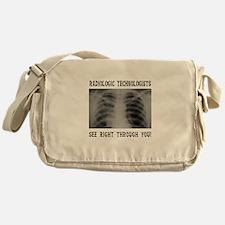 X-Ray Techs Messenger Bag