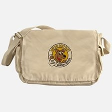 Doo Doo Messenger Bag