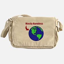 Hitchhiker - Mostly Harmless - Messenger Bag
