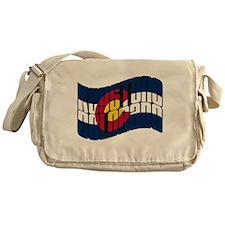Keystone CO Flag Messenger Bag