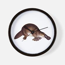 Platypus Wall Clock