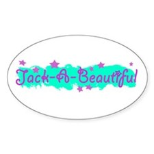 Jack-A-Beautiful Decal