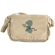 Cute Jane Messenger Bag
