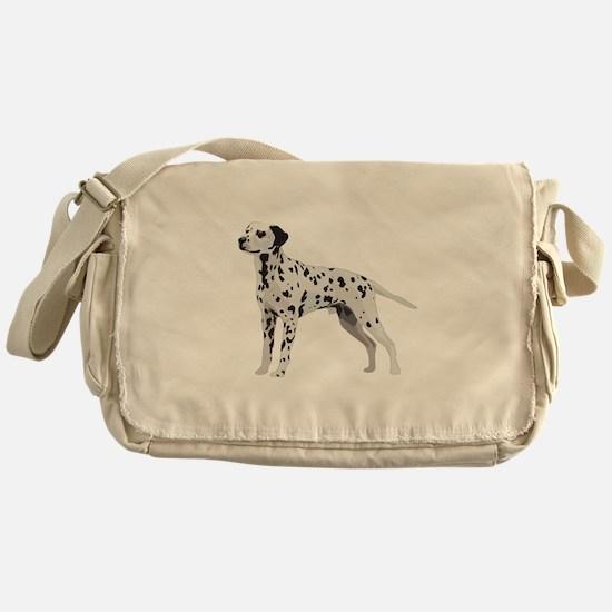 Proud Dalmatian Messenger Bag